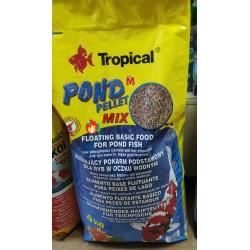 Tropical pond pellet M