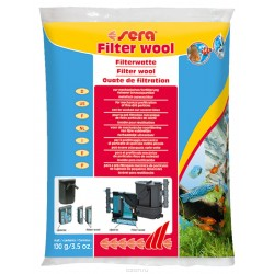 sera filter wool 100 гр