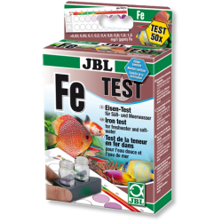 JBL Fe Iron Test