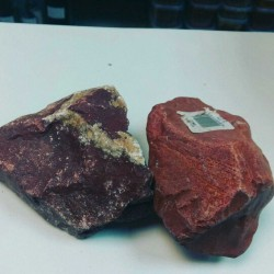 Камень яшма