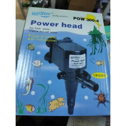 Unistar power head 300-4