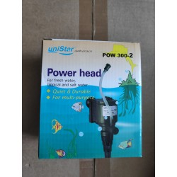 Unistar power head 300-2