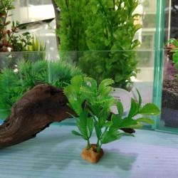 Растение пластиковое 7 см