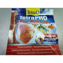 Tetra pro colour multi-crisps